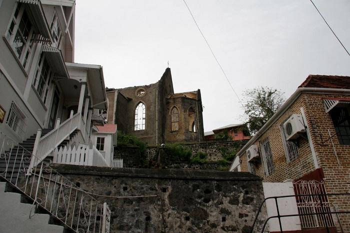 9 George Grenada