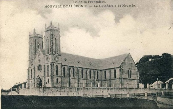 1 Noumea Cathedral