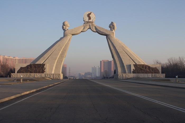 1 Reunification Korea