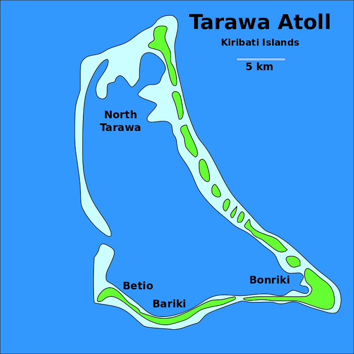 1 Tarawa