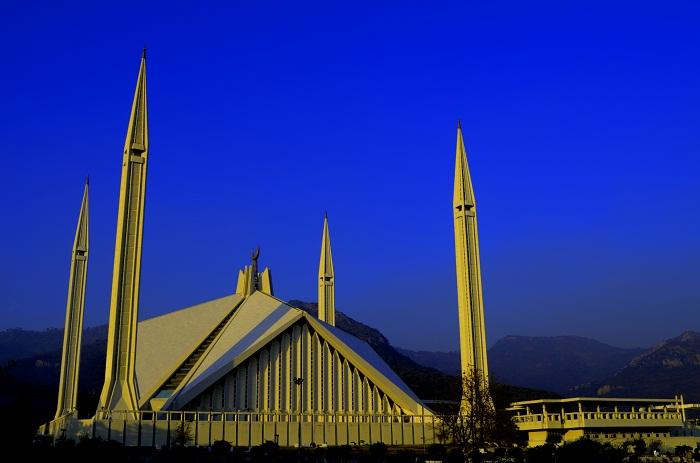 2 Faisal Mosque