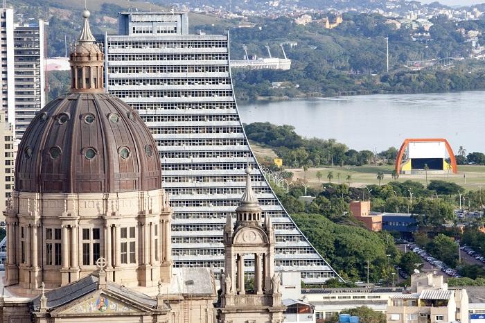 2 Porto Alegre Center