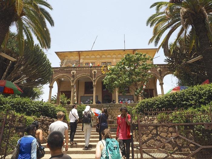 3 Asmara Opera