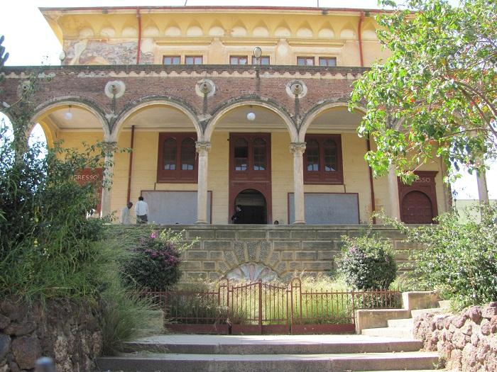 5 Asmara Opera