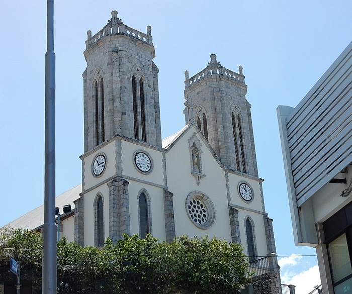 5 Noumea Cathedral
