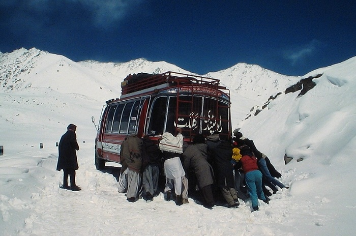 6 Karakoram