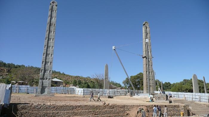 7 Axum Obelisk