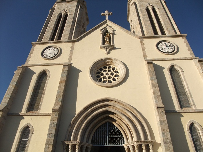 7 Noumea Cathedral
