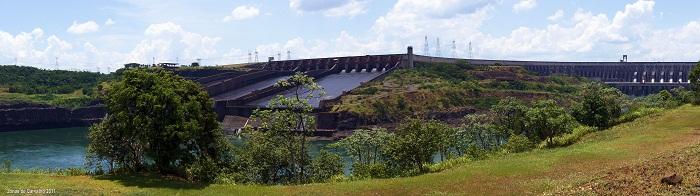 8 Itaipu Dam