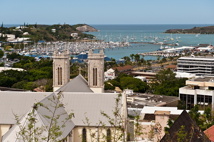 8 Noumea Cathedral