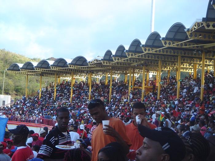 9 Beausejour Stadium
