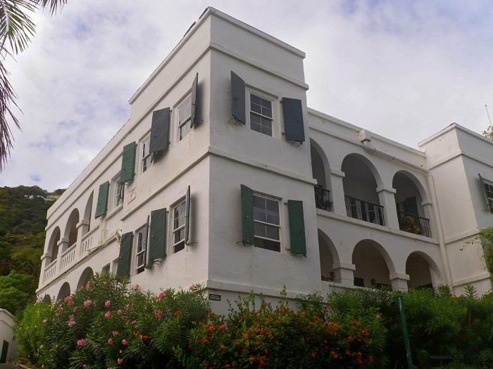 1 Old House BVI