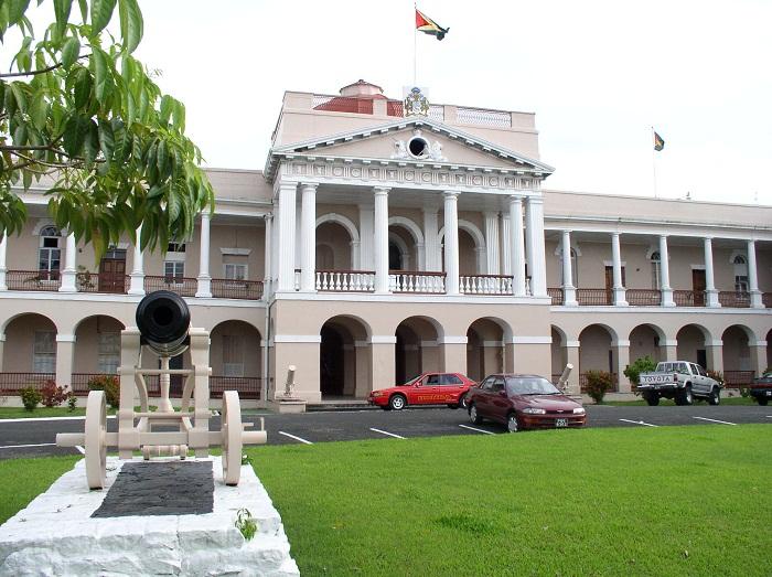 3 Guyana Parliament