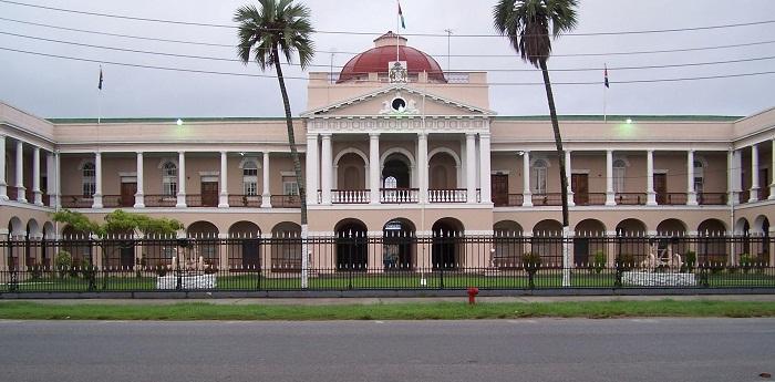 4 Guayana Parliament