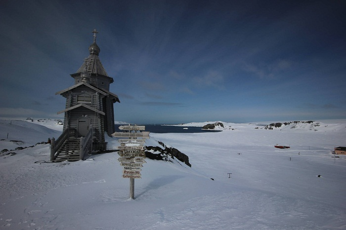 4 Trinity Antarctica