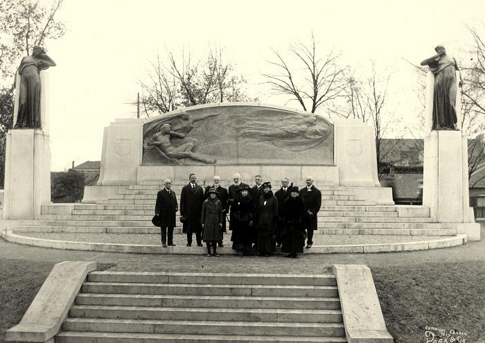 2 Bell Memorial