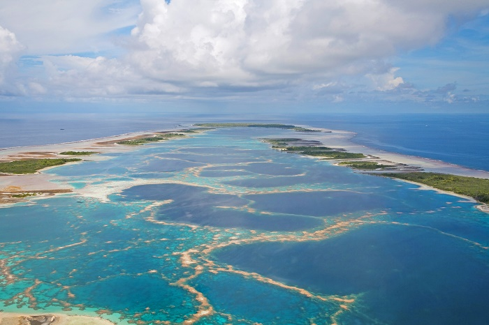 2 Caroline Kiribati