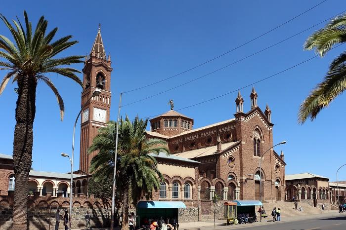 5 Asmara Cathedral