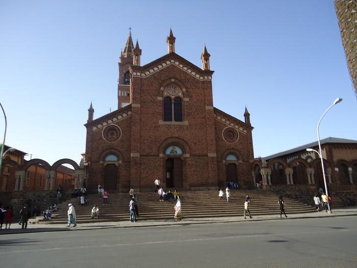 7 Asmara Cathedral