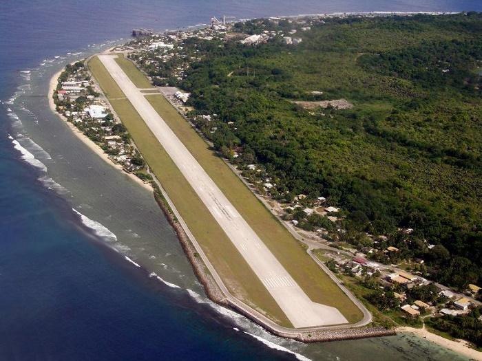 1 Nauru Airport