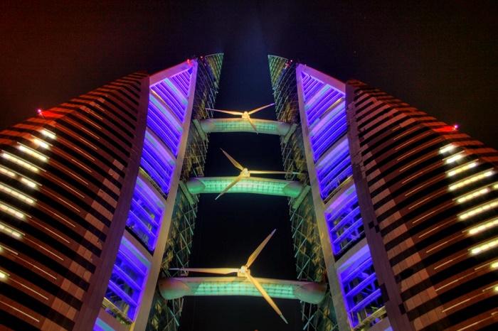 2 Bahrain WTC