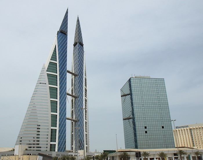 4 Bahrain WTC