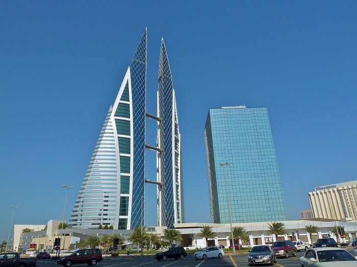 5 Bahrain WTC