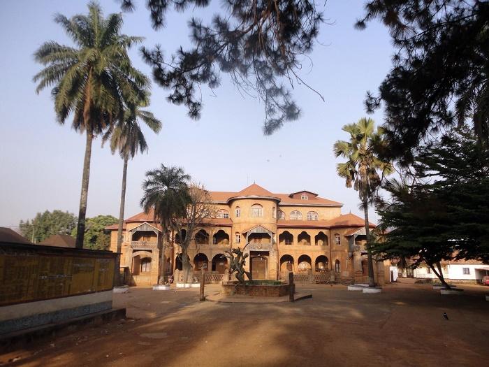 3 Foumban Palace