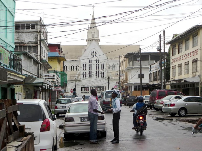 7 George Guyana