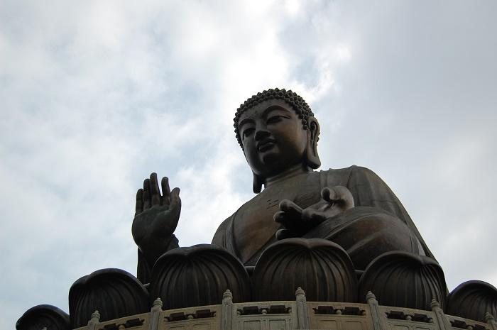 2 TianTan Buddha