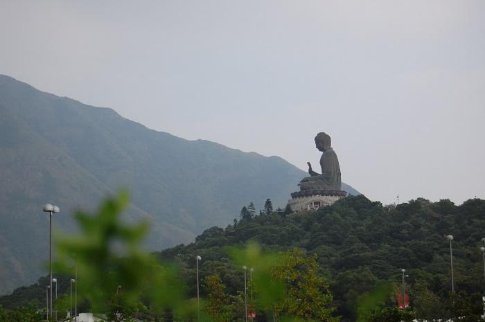 3 TianTan Buddha