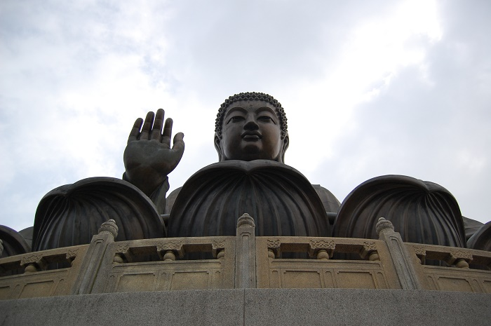 4 TianTan Buddha
