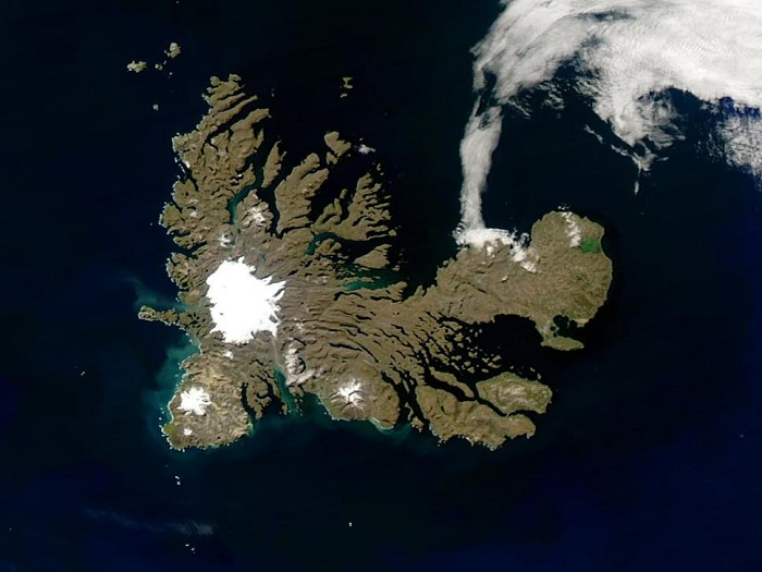1 Kerguelen Islands