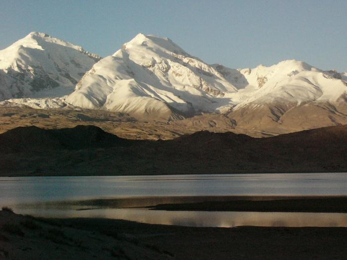 1 Lake Karakul