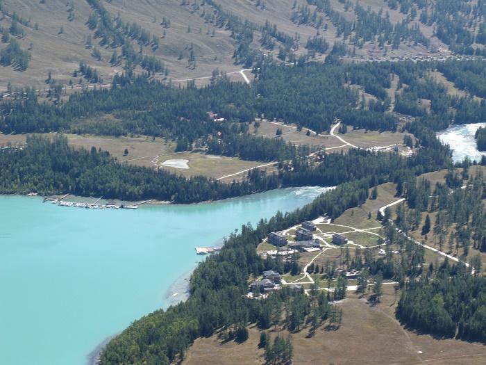 1 Lake Kanas