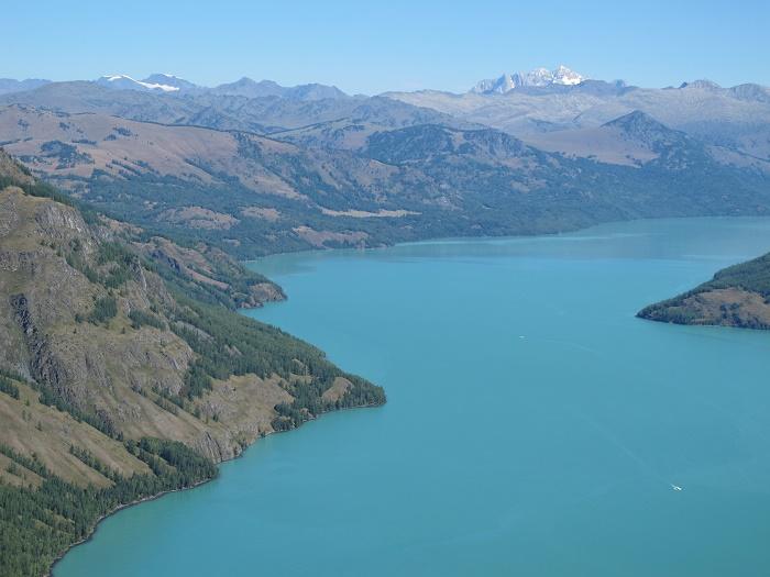 2 Lake Kanas