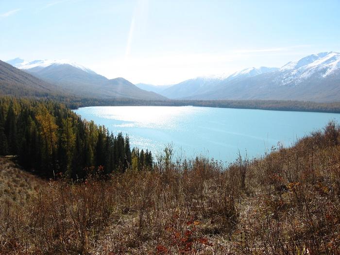 3 Lake Kanas