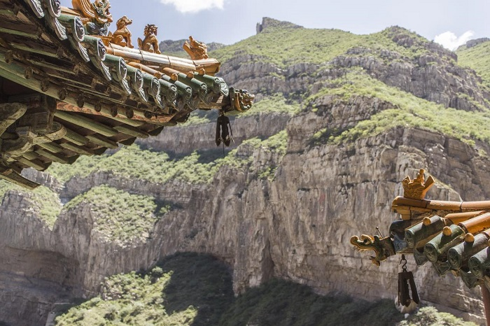 5 Hanging Temple China