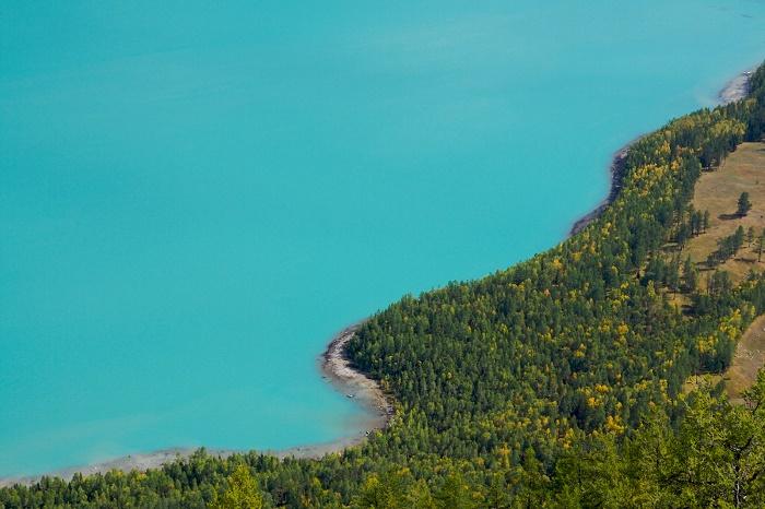 5 Lake Kanas