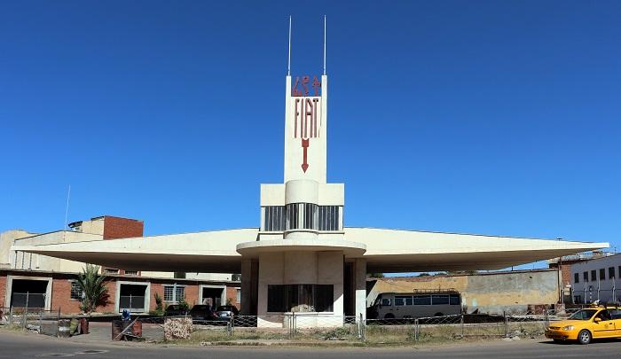 5 Tagliero Building