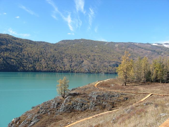 7 Lake Kanas