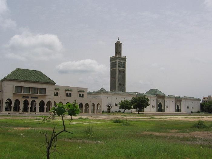 1 Dakar Mosque