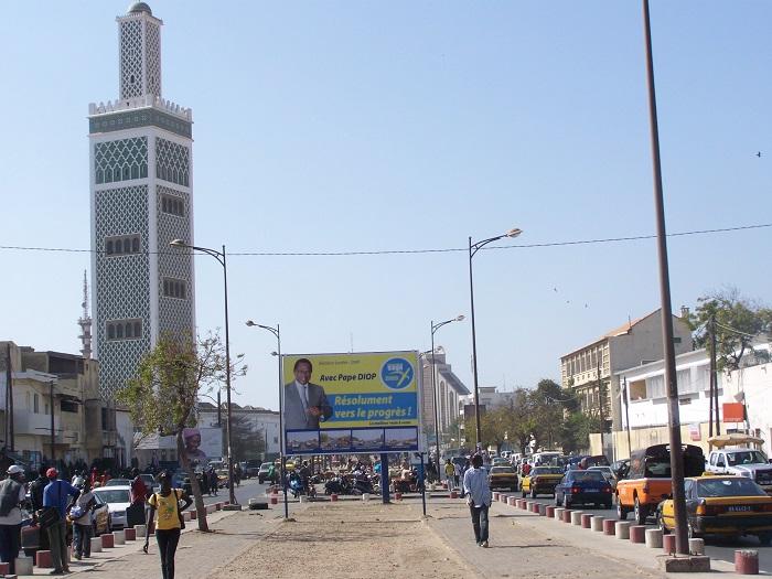 3 Dakar Mosque