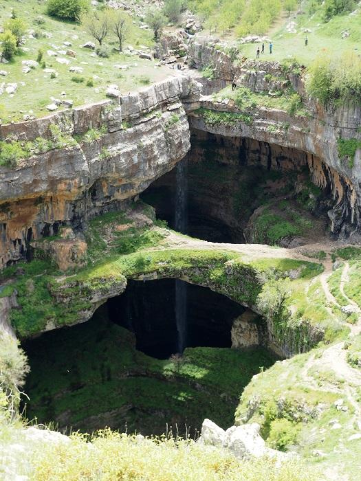 8 Baatara Falls
