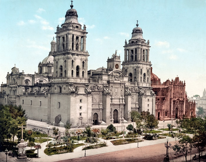 1 Mexico Metropolitan