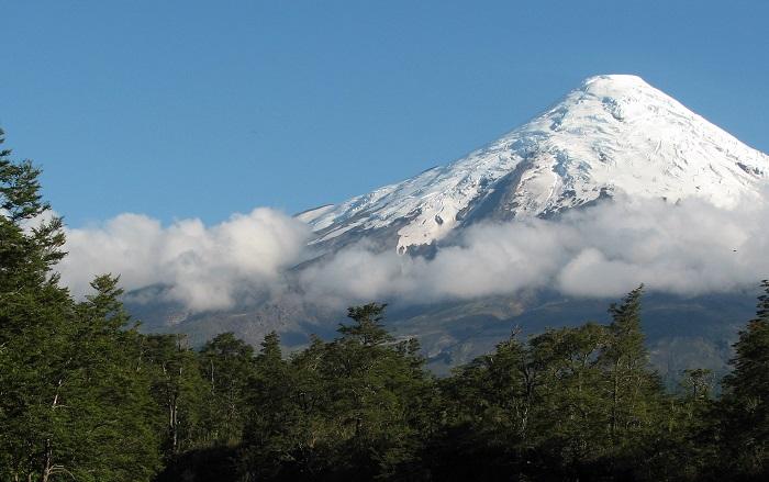 1 Osorno Volcano