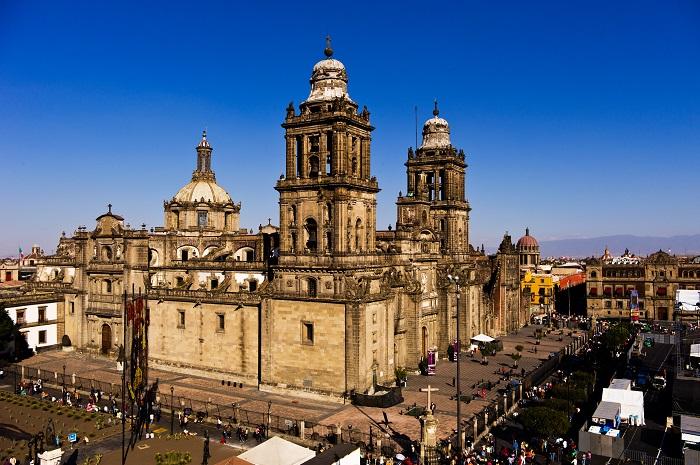 10 Mexico Metropolitan