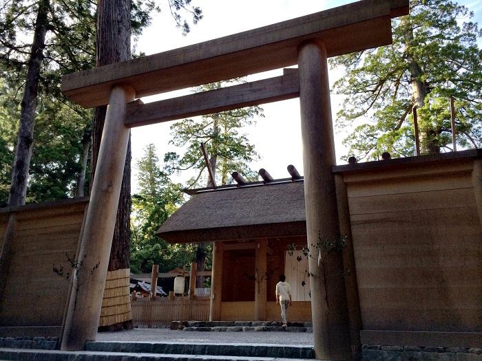 11 Ise Grand Shrine