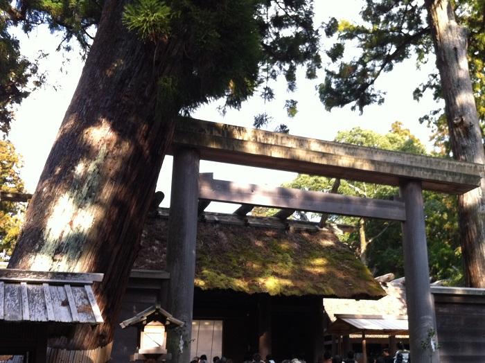 12 Ise Grand Shrine