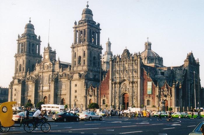 18 Mexico Metropolitan